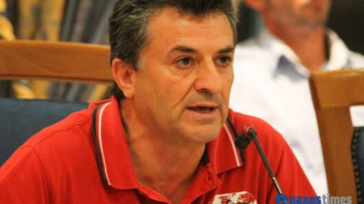 Νάξος: Σύγκλιση δημοτικού συμβουλίου για την έκδοση ψηφίσματος συμπαράστασης στους κατοίκους της Τήνου ζητά η «Λαϊκή Συσπείρωση»