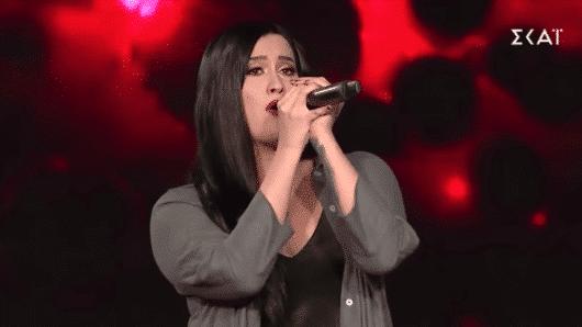 "The Voice: Η Ναξιώτισσα που έκανε ""άνω – κάτω"" τους κριτές (video)"