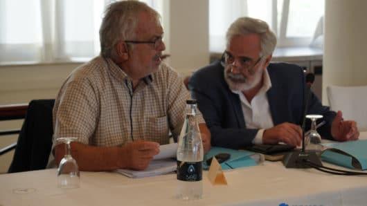 """Η Λαϊκή Συσπείρωση Ν. Αιγαίου για τις ανεμογεννήτριες: «Ο αγώνας των νησιωτών αφήνεται στην """"καλή"""" θέληση της κυβέρνησης»"""