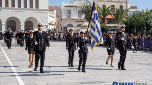 Αλλαγή στο πρόγραμμα εορτασμού της 28ης Οκτωβρίου στη Σύρο