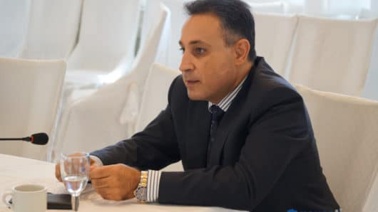 Ξανά στην θέση του Περιφερειακού Συμπαραστάτη του Πολίτη και της Επιχείρησης ο Φίλιππος Τριομμάτης