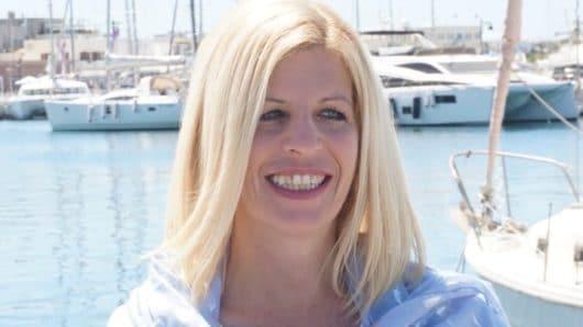 Καλλίτσα Φραγκίσκου Αναπληρώτρια Διοικήτρια νοσοκομείο Νάξου