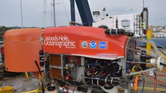 Σαντορίνη: Αποστολή της NASA στο υποθαλάσσιο ηφαίστειο του Κολούμπου
