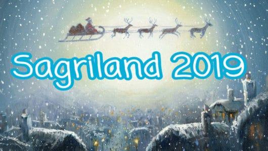 Τα Χριστούγεννα έρχονται νωρίς στο Σαγκρί Νάξου – Sagriland 2019: Διασκέδαση και προσφορά