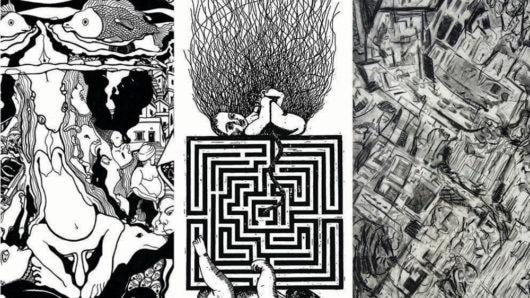 """«Το όριο είμαι """"εγώ""""» – Εικαστική διαβούλευση και δράση για την Τέχνη ως θεραπεία"""