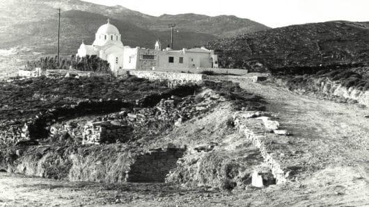 «Από τον κόσμο του Ομήρου. Τήνος και Κυκλάδες στη Μυκηναϊκή εποχή», στο Μουσείο Μπενάκη