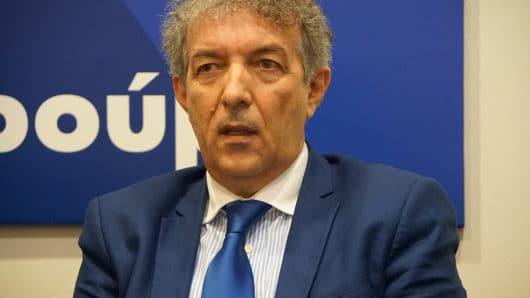 Επανεκλογή του Χρήστου Καφτηράνη στη θέση του προέδρου της ΔΕΕΠ Κυκλάδων της ΝΔ