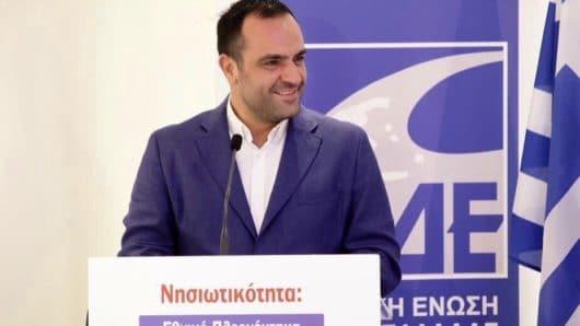 Επικεφαλής της εθνικής αντιπροσωπείας στο Κογκρέσο Τοπικών και Περιφερειακών Αρχών του Συμβουλίου της Ευρώπης ο Κ. Κουκάς