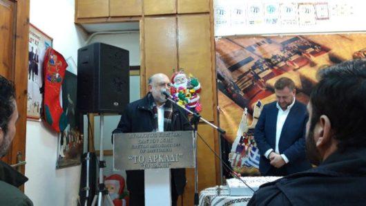 Παρουσία Συρμαλένιου σε εκδηλώσεις κοινωνικών φορέων της Σαντορίνης