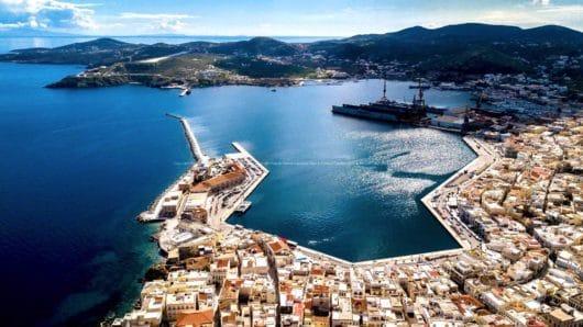 Ανακοίνωση της Λαϊκής Συσπείρωσης Ν. Αιγαίου για τον έλεγχο ενδεχόμενης ρύπανσης στο λιμάνι της Σύρου