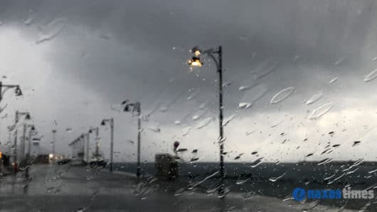Έκτακτο δελτίο επιδείνωσης καιρού: Έρχονται βροχές, καταιγίδες και θυελλώδεις άνεμοι  – Ο καιρός στις Κυκλάδες