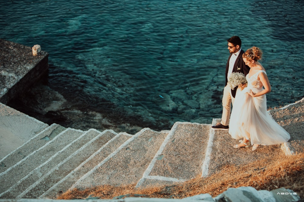 γάμος ABOVE