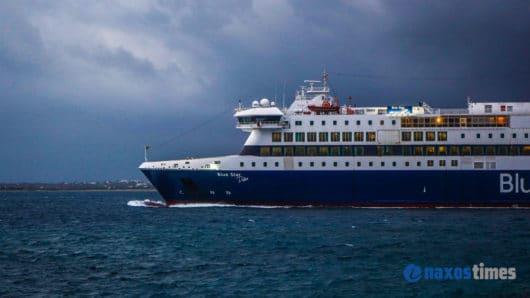 Κυκλάδες: Σταματάει δρομολόγια το Blue Star Delos – Έρχεται το Blue Star Chios