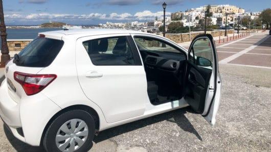 Νάξος: Η TΟΥΟΤΑ δώρισε ένα αυτοκίνητο για «Βοήθεια στο Σπίτι»