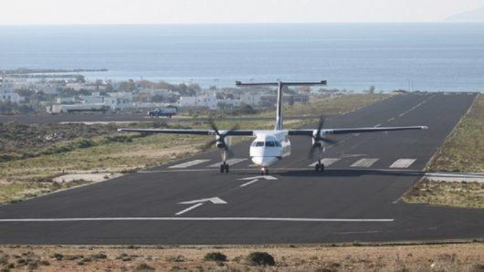 Μόνο οι μόνιμοι κάτοικοι να μεταβαίνουν με αεροπλάνο στα νησιά ζητά ο δήμαρχος Μυκόνου