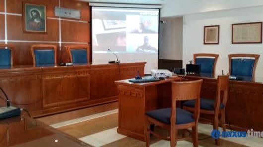 Νάξος: Πρώτη συνεδρίαση για το 2021 του δημοτικού συμβουλίου