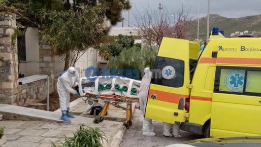 Κορωνοϊός: Ανακοίνωση του νοσοκομείου Νάξου για τη διακομιδή του 49χρονου