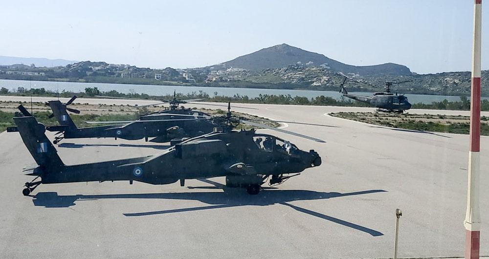 επιθετικά ελικόπτερα