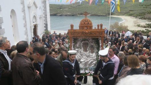 Πώς θα εορταστεί φέτος η Πανανδριακή Εορτή της Παναγίας της Θεοσκεπάστου