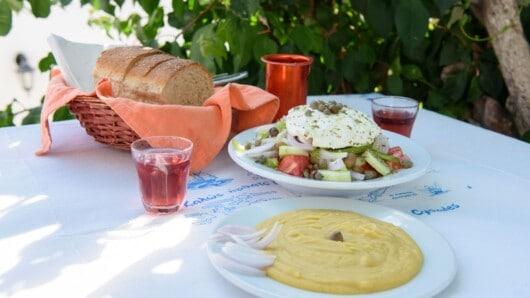 Η φάβα της Αμοργού …ταξιδεύει στην Ολανδική αγορά