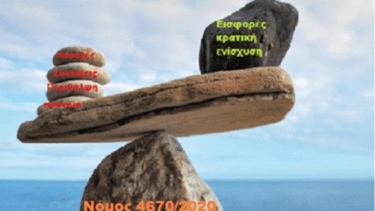 Το «ισοζύγιο» του νέου  Ασφαλιστικού
