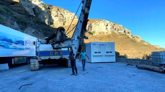 Έναρξη εργασιών αποκατάστασης στο λιμάνι του Αθηνιού