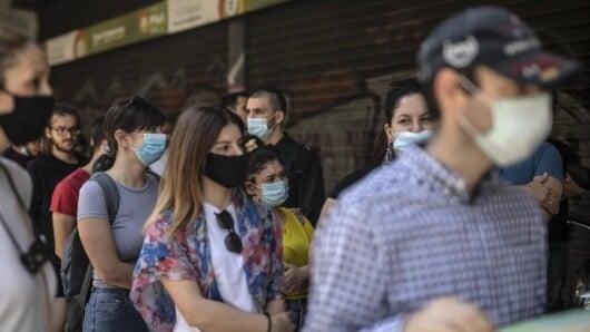 Κορωνοϊός: Προς το δεύτερο κύμα επιδημίας δείχνει να οδεύει η χώρα- Για ποιες περιοχές ανησυχούν οι ειδικοί