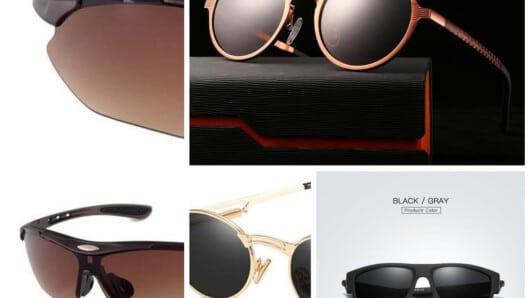 5 γυαλιά ηλίου ανδρικά για να αλλάξεις το παλιό σου ζευγάρι