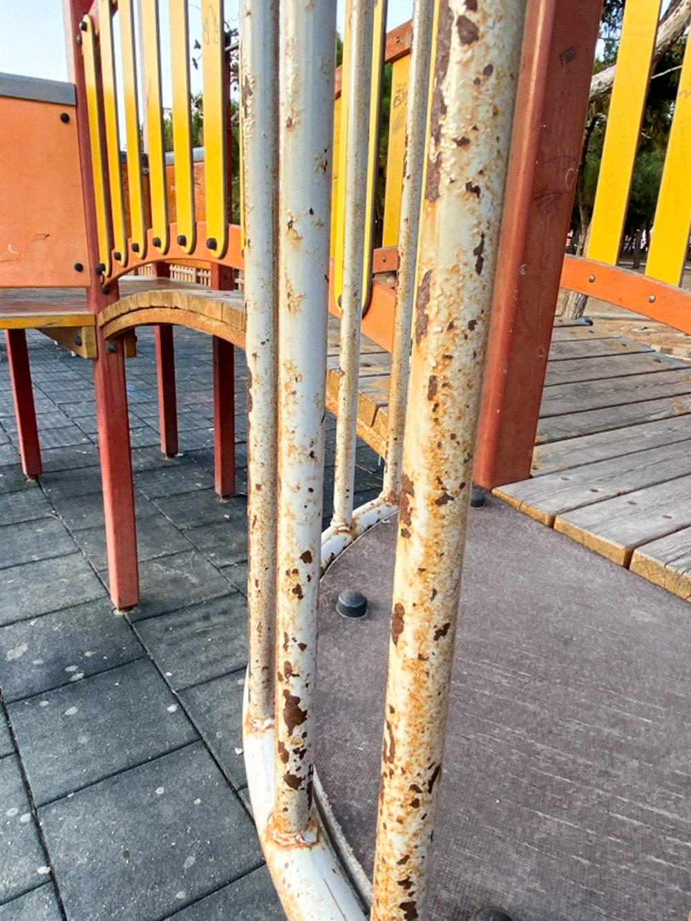 Παιδική χαρά - πάρκο Έλλης