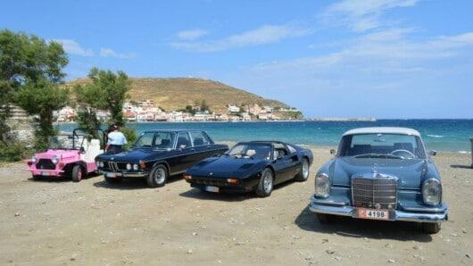 Το ερχόμενο Σαββατοκύριακο το 2ο Κέα Classic Cars Drive 2020