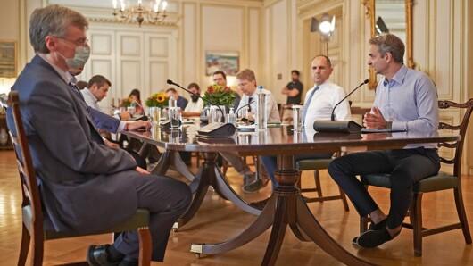 Κορωνοϊός: Τα νέα μέτρα που αποφασίστηκαν από την κυβέρνηση