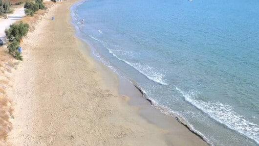 Πνιγμός άνδρα στη θάλασσα σε παραλία της Πάρου