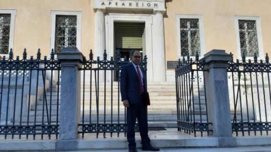 Στο ΣτΕ ο Κώστας Μπιζάς για την συζήτηση της ακύρωσης εγκατάστασης των αιολικών πάρκων σε Άνδρο, Πάρο, Νάξο και Τήνο