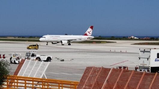 Ρόδος: 70.000 διεθνείς αφίξεις στο αεροδρόμιο του νησιού το πρώτο 10ήμερο του Αυγούστου