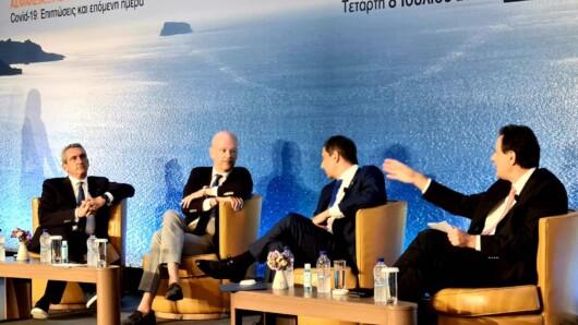 Εκδήλωση της ΕΝ.Π.Ε. για τις επιπτώσεις του κορωνοϊού – Γιώργος Χατζημάρκος: «Ο τουρισμός είναι μια ολιστική εμπειρία»