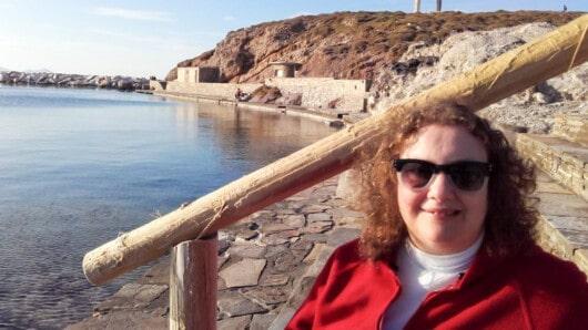 Μαθήματα ζωής από την Χριστίνα: Σε καμβάδες και χαρτί αποτυπώνει όνειρα και ελπίδα!