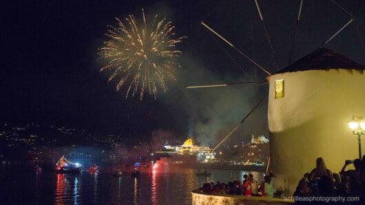 Πάρος: Ματαιώνονται οι εκδηλώσεις στην Παροικιά το Δεκαπενταύγουστο