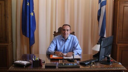 Ο Δήμαρχος Σύρου-Ερμούπολης για την εκλογή του Νέου Αρχιεπισκόπου Νάξου-Τήνου