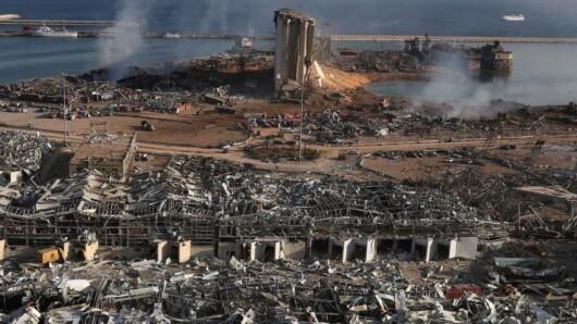 Στήριξη του Δήμου Σύρου-Ερμούπολης στους πληγέντες από την έκρηξη στη Βηρυτό
