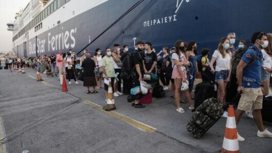 Ολέθρια η επίπτωση της πανδημίας στον τουρισμό