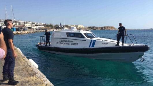 Νομαρχιακή Επιτροπή ΣΥΡΙΖΑ Κυκλάδων: «Καλωσορίζουμε το πρώτο πλωτό ασθενοφόρο στις Κυκλάδες»
