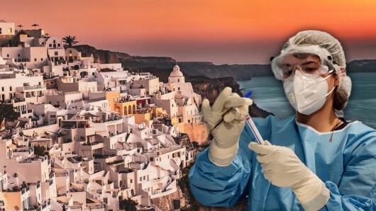 Θηραϊκή Πολιτεία: Περισσότερα από όσα ανακοινώνει ο ΕΟΔΥ τα κρούσματα κορωνοϊού στη Σαντορίνη
