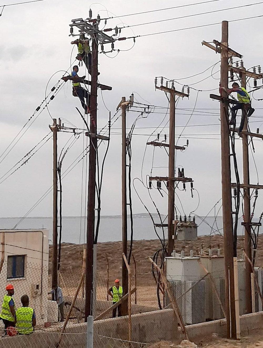 ηλεκτρική διασύνδεση Νάξου