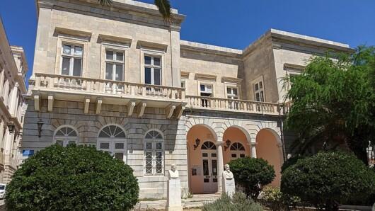 Πώς θα λειτουργεί η Δημοτική Βιβλιοθήκη Σύρου-Ερμούπολης μέχρι τέλος Οκτωβρίου