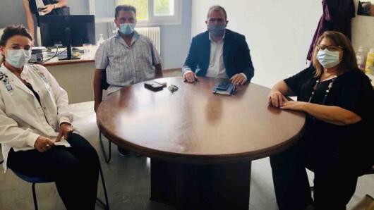 Επίσκεψη του Φίλιππου Φόρτωμα σε Σύρο και Μήλο