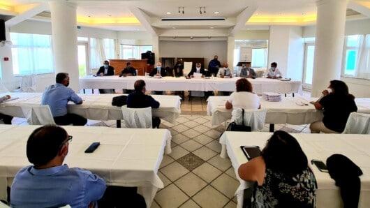 Στη Σύρο η διεξαγωγή της Γενικής Συνέλευσης και της συνεδρίασης του Δ.Σ. του ΦΟΔΣΑ Νοτίου Αιγαίου