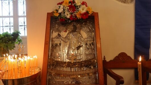 Τον προστάτη τους Άγιο Αρτέμιο τίμησαν οι Μυκονιάτες