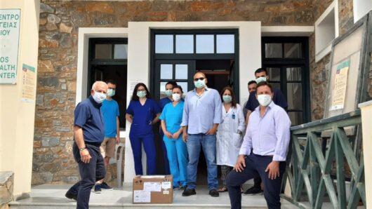 Τι έκανε ο Δήμος Ιητών για την ενίσχυση του Κέντρου Υγείας – Ποια η ανταπόκριση της τοπικής κοινωνίας