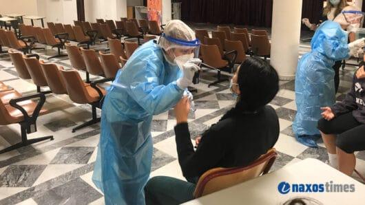 Κορωνοϊός: 320 νέα κρούσματα στη χώρα – Ένα στις Κυκλάδες