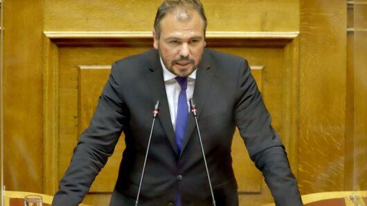 Ομιλία Φ. Φόρτωμα για την ανασυγκρότηση της πολιτικής αεροπορίας στην Ελλάδα